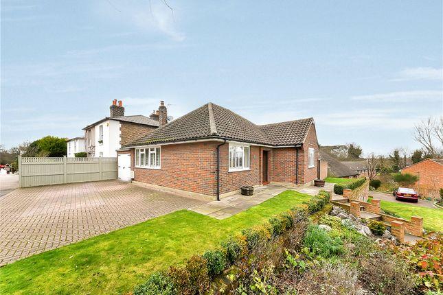 Thumbnail Detached bungalow for sale in Guy Road, Wallington