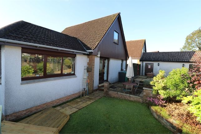 Thumbnail Detached house for sale in Cameron Crescent, Windygates, Fife