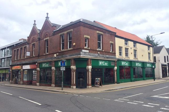 Thumbnail Retail premises to let in Former (Nyc Grill), 1-3 Wood Street, Doncaster