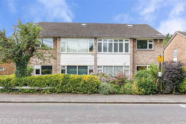 Thumbnail Maisonette for sale in Whitehall Road, Woodford Green