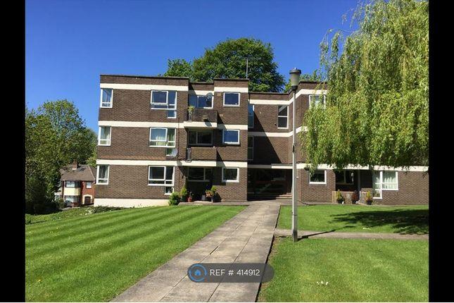 Thumbnail Flat to rent in Newton Park Court, Leeds