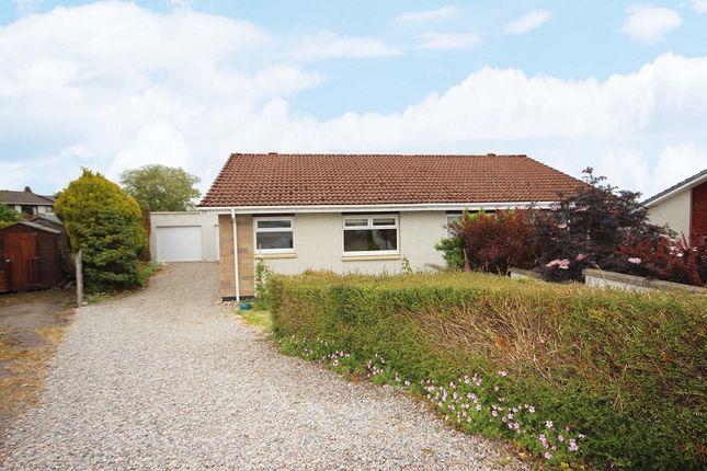 2 bed semi-detached bungalow for sale in 10 Scorguie Drive, Scorguie, Inverness, Highland.