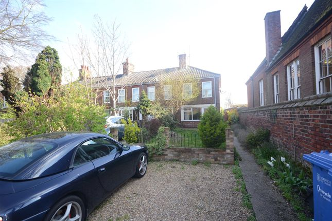 2 bed end terrace house for sale in Aylsham Road, Norwich