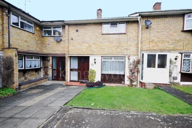 Terraced house for sale in Thistledown, Basildon
