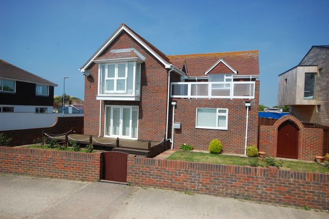 Thumbnail Detached house for sale in East Beach Road, Selsey
