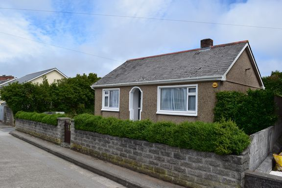Thumbnail Detached bungalow for sale in Trevithick Road, Pool, Redruth