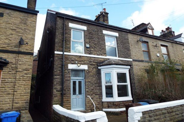 Thumbnail Room to rent in Glencoe Road, Sheffield