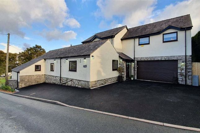 Thumbnail Detached house for sale in Springfield Hill, Pentre Halkyn