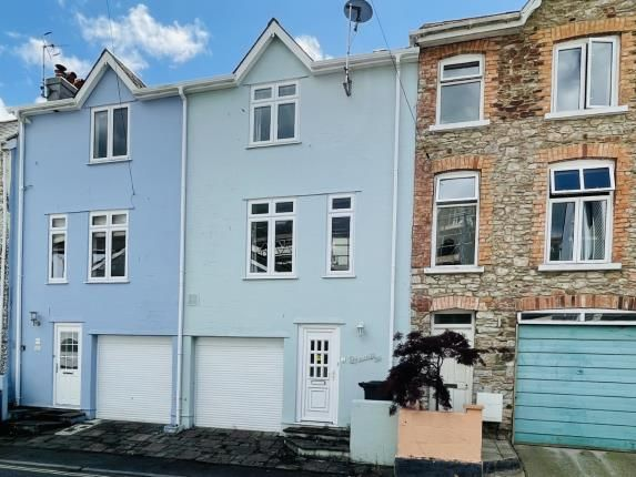 2 bed terraced house for sale in Lake Street, Dartmouth TQ6