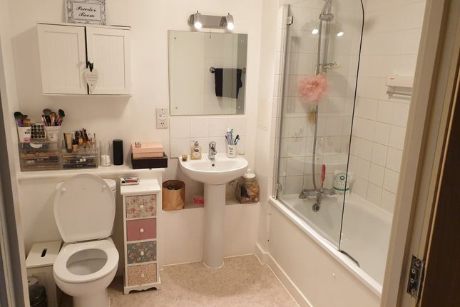 Bathroom of Cleves Court, Station Lane, Pitsea SS13