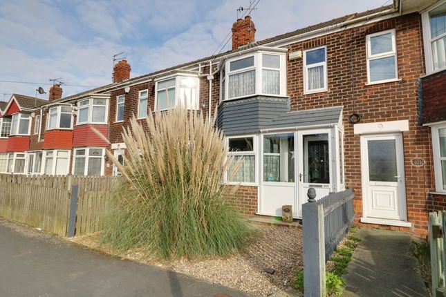 Terraced house for sale in Foredyke Avenue, Hull
