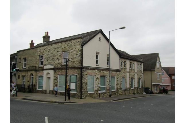 Thumbnail Office for sale in 59-61 High Street, Great Dunmow