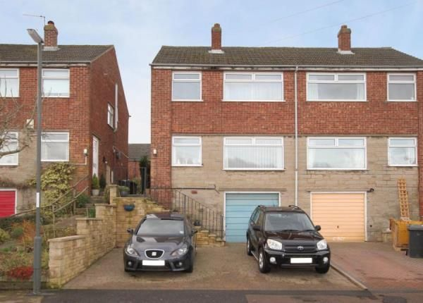 Thumbnail Semi-detached house for sale in Shakespeare Crescent, Dronfield, Derbyshire