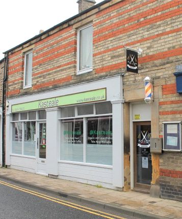 Thumbnail Retail premises for sale in Westgate, Haltwhistle, Northumberland
