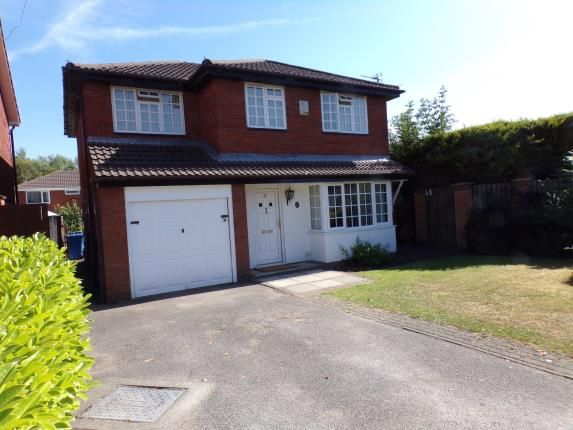 Thumbnail Detached house for sale in Blueberry Fields, Fazakerley, Liverpool, Merseyside