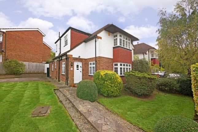 Detached house for sale in Coombe Road, Bushey Heath, Hertfordshire