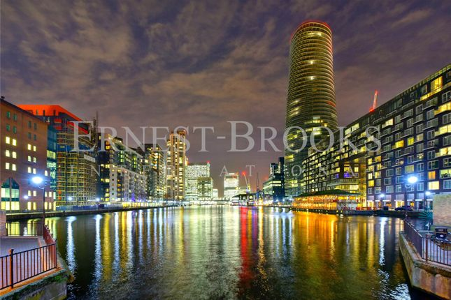 Thumbnail Flat for sale in Canary Wharf, Canary Wharf