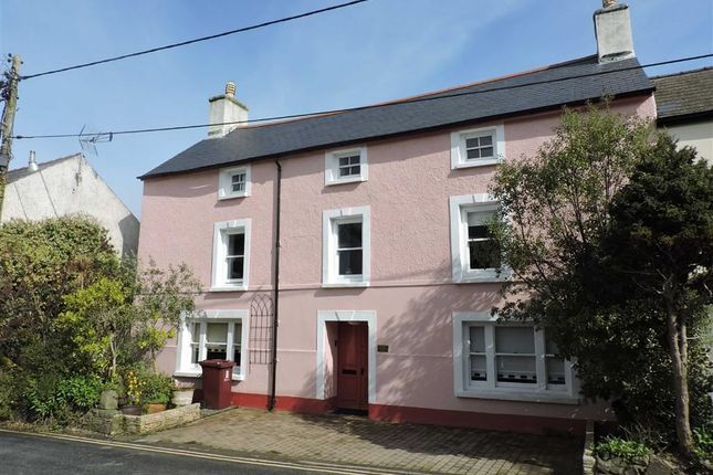 Thumbnail End terrace house for sale in Park Street, Fishguard