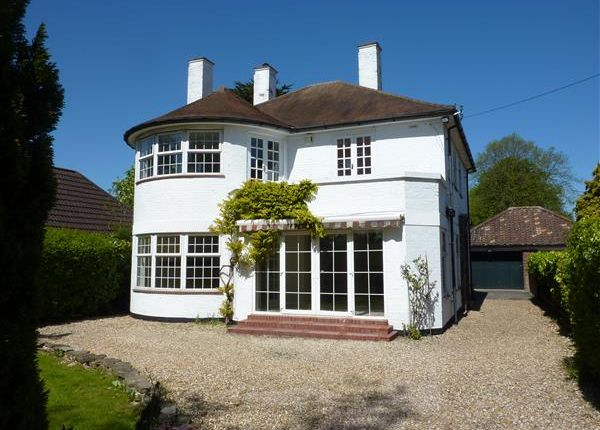 Thumbnail Detached house for sale in Station Road, New Waltham, Grimsby