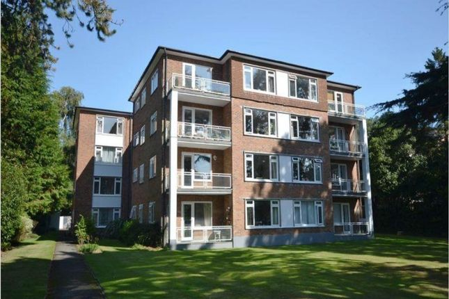 Thumbnail Flat to rent in West Cliff Road, Bournemouth