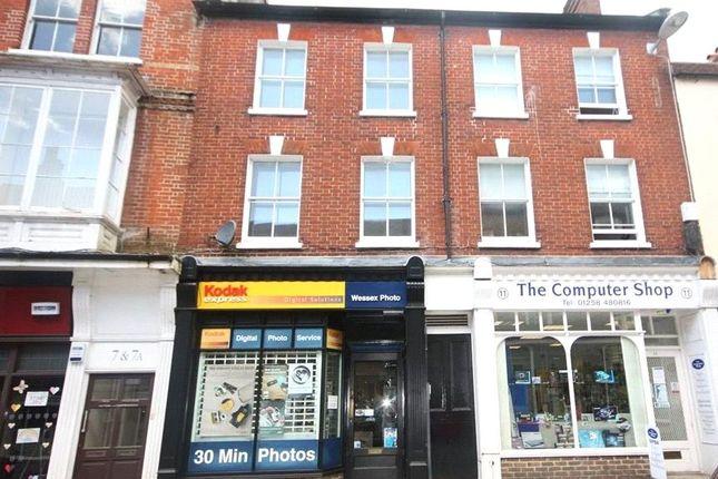 2 bed flat to rent in Salisbury Street, Blandford Forum, Dorset DT11