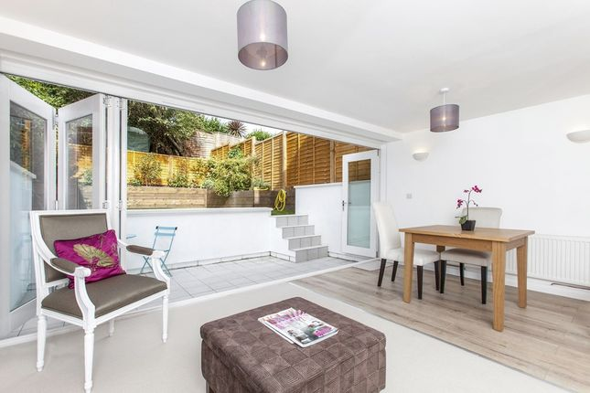 Thumbnail Flat for sale in Myrtle Road, London