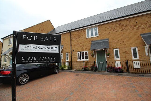 2 bed terraced house for sale in Antonia Way, Brooklands, Milton Keynes