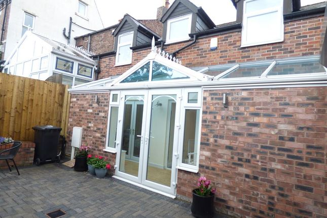 Thumbnail Mews house for sale in Rosebery Road, Carlisle