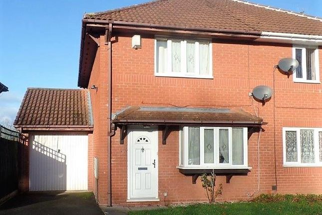 Thumbnail Semi-detached house to rent in Stretton Avenue, Coventry