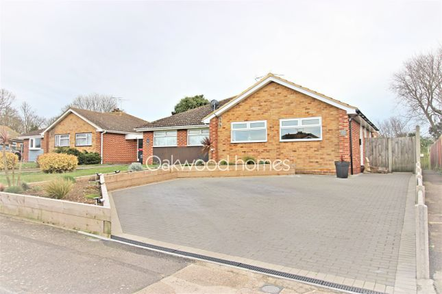 Thumbnail Semi-detached bungalow for sale in Woodland Avenue, Birchington