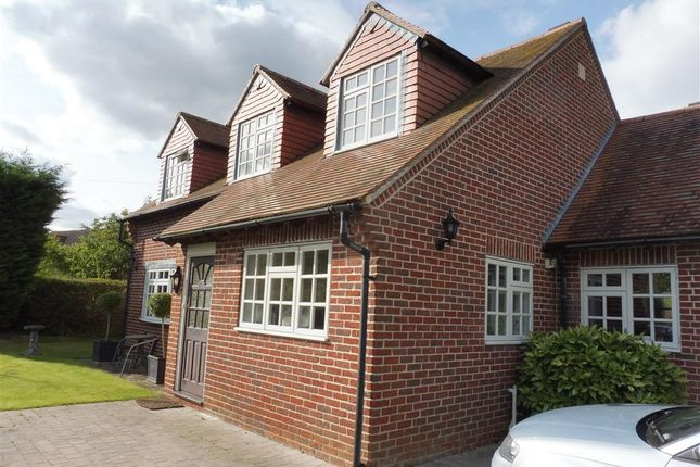 Thumbnail Detached house to rent in Cock Road, Rowde, Devizes