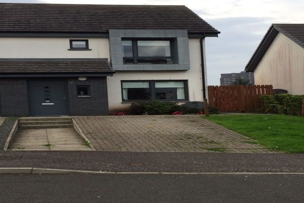 Thumbnail Terraced house to rent in Dunnet Place, Greenock