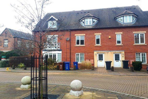 Thumbnail Property to rent in Wyllie Mews, Burton-On-Trent