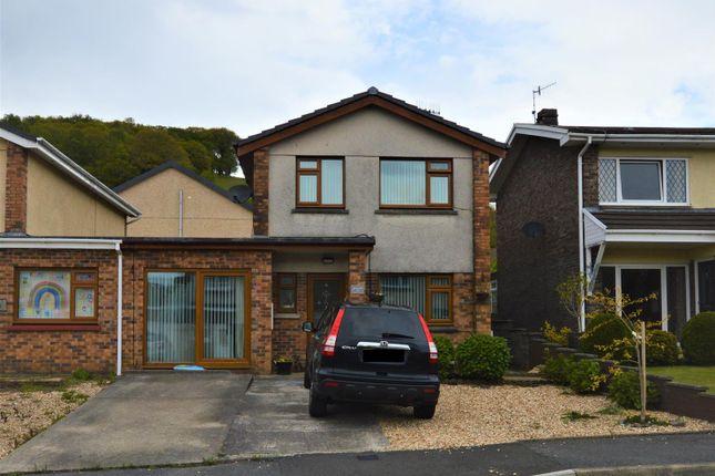 3 bed link-detached house for sale in Gwscwm Park, Pembrey, Burry Port SA16