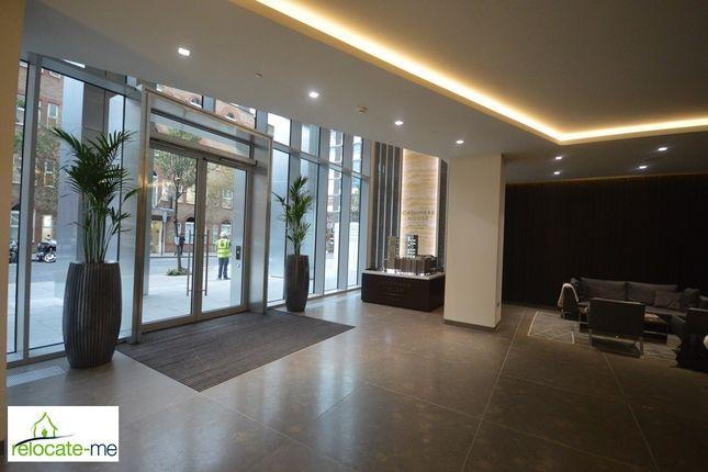 Business Lounge of Goodman Fields, London E1