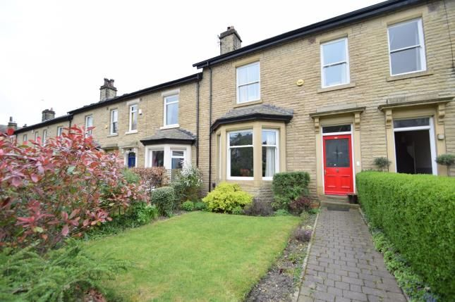 Thumbnail Terraced house for sale in South Parade, Pudsey, West Yorkshire