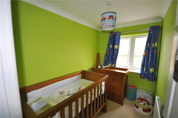 Bedroom of Wimborne Close, Beggarwood, Basingstoke RG22