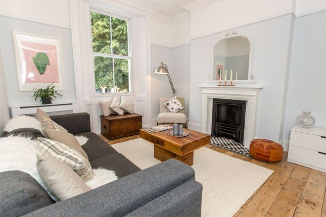 Thumbnail End terrace house for sale in Andrews Road, Broadway Market