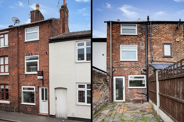 Thumbnail Terraced house to rent in Heywood Street, Congleton