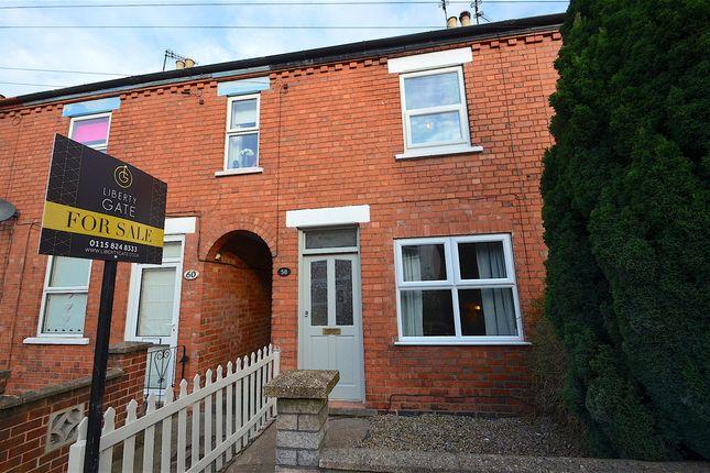 Thumbnail Terraced house for sale in Grove Street, New Balderton, Newark