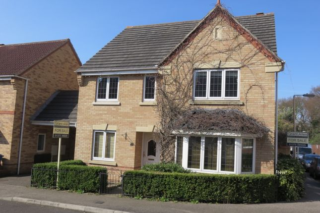 Thumbnail Link-detached house for sale in Maunder Close, Chafford Hundred, Grays