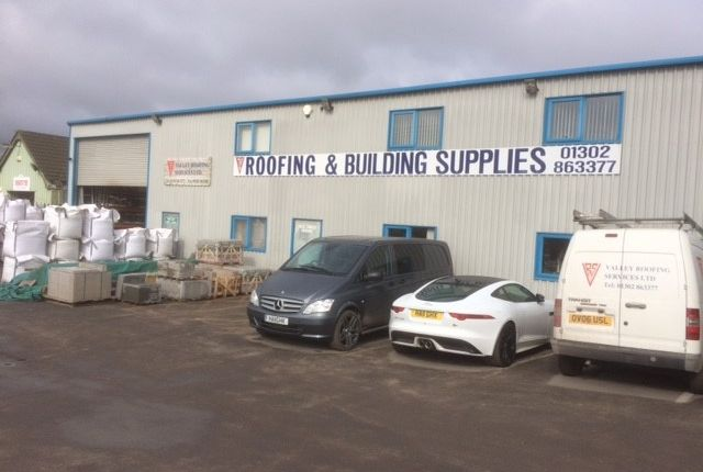 Thumbnail Commercial property for sale in Bankwood Lane, New Rossington, Doncaster