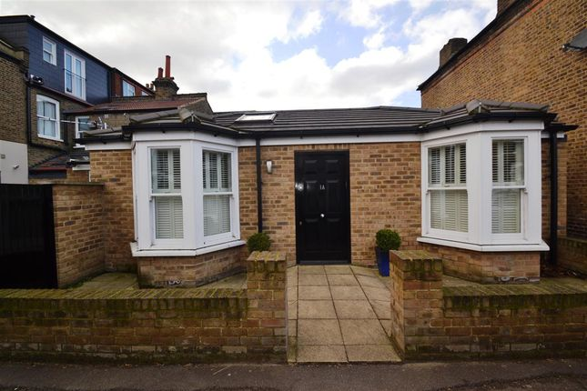Thumbnail Bungalow to rent in Goodenough Road, London