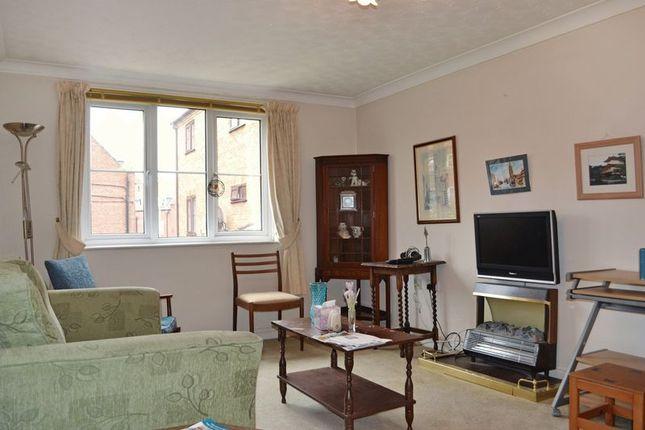 Living Room of Mill Lodge, Boston PE21