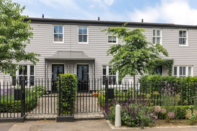 Thumbnail Terraced house for sale in High Street, Thames Ditton, Surrey KT7.