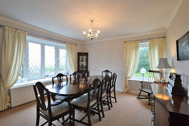 Dining Room of Whetmorhurst Lane, Mellor, Stockport SK6