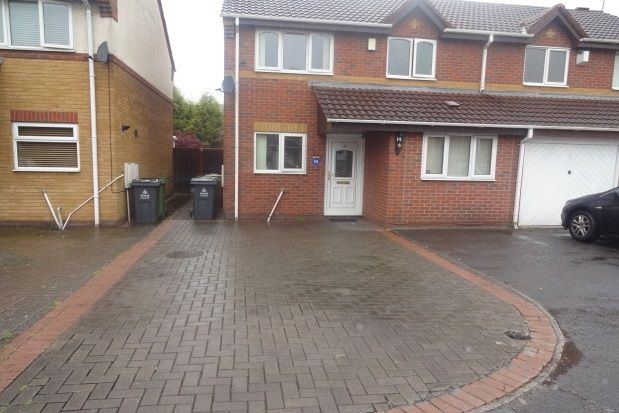 Thumbnail Property to rent in Isis Grove, Willenhall