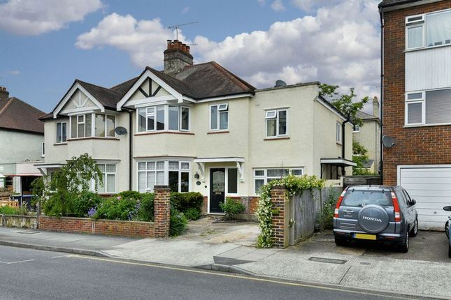 Thumbnail Semi-detached house to rent in Cadogan Road, Surbiton