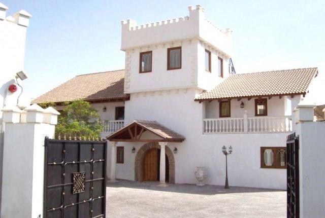 Front Entrance of Spain, Málaga, Alhaurín El Grande