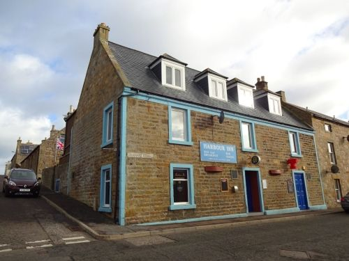 Thumbnail Semi-detached house for sale in Burghead, Moray